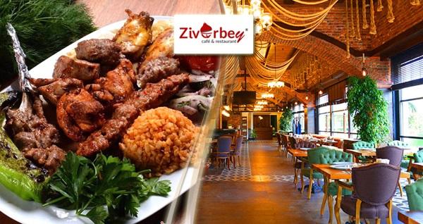 Çukurambar Ziverbey Restaurant'ta 2 kişilik karışık kebap menüsü 140 TL yerine 64,90 TL! Fırsatın geçerlilik tarihi için DETAYLAR bölümünü inceleyiniz.