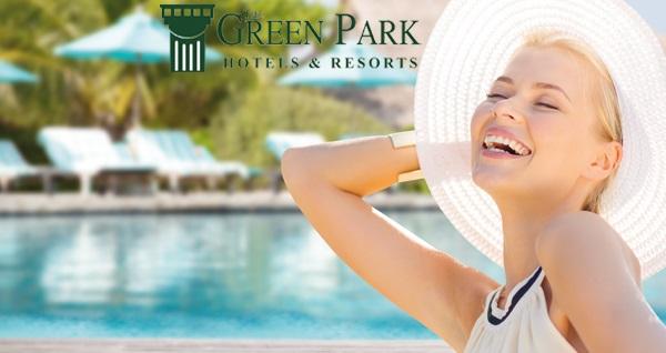 5* The Green Park Pendik Hotel'de açık havuz kullanımı 79 TL'den başlayan fiyatlarla! Fırsatın geçerlilik tarihi için DETAYLAR bölümünü inceleyiniz.