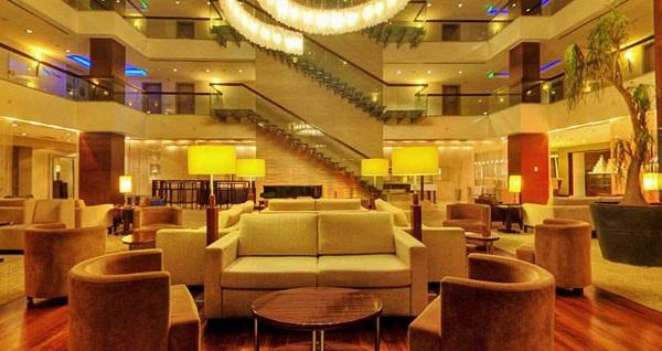 Ümraniye Ağaoğlu My City Otel'de çift kişilik 1 gece konaklama seçenekleri 239 TL'den başlayan fiyatlarla! Fırsat geçerlilik tarihi için detaylar kısmını inceleyebilirsiniz.
