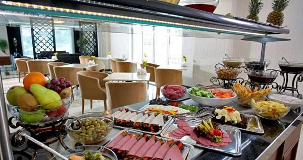 Ataşehir Asia City Hotel'de kahvaltı dahil çift kişilik 1 gece konaklama keyfi 204 TL'den başlayan fiyatlarla! Fırsatın geçerlilik tarihi için DETAYLAR bölümünü inceleyiniz.