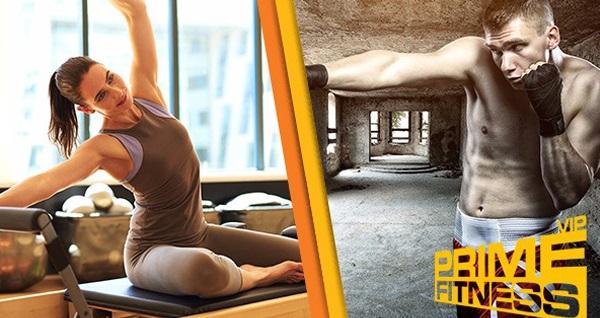 Prime Fitness İncirli'de boks, reformer ve fonksiyonel egzersiz özel dersleri 29 TL'den başlayan fiyatlarla! Fırsatın geçerlilik tarihi için DETAYLAR bölümünü inceleyiniz.