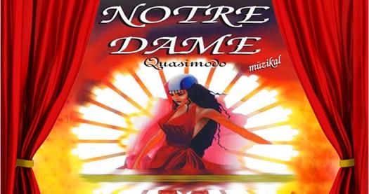 Notre Dame – Quasimodo Musical türkiye ile ilgili görsel sonucu
