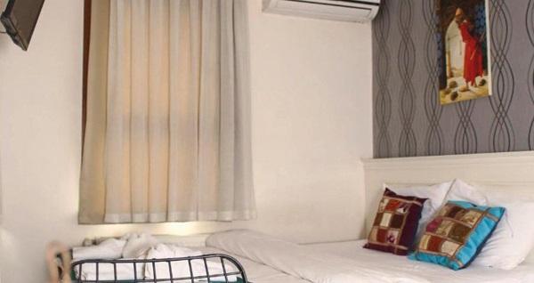 Beyoğlu Neva Flats Hotel'de çift kişilik 1 gece konaklama seçenekleri 139 TL'den başlayan fiyatlarla! Fırsatın geçerlilik tarihi için, DETAYLAR bölümünü inceleyiniz.
