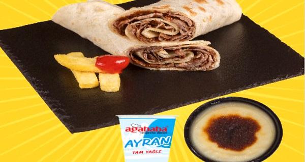 Ağababa Express Döner Kadıköy'de lezzetli menüler 15,25 TL'den başlayan fiyatlarla! Fırsatın geçerlilik tarihi için DETAYLAR bölümünü inceleyiniz.