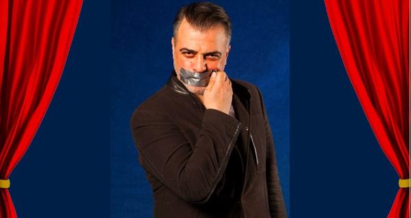 """Ünlü komedyen Sermiyan Midyat'ın tek kişilik stand - up gösterisi """"Sermiyan Midnight"""" için biletler 56 TL yerine 34 TL! Tarih ve konum seçimi yapmak için """"Hemen Al"""" butonuna tıklayınız."""
