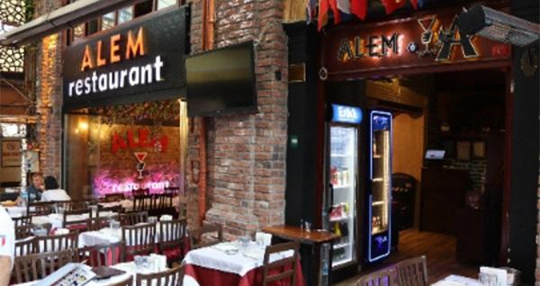 Nevizade Alem Restaurant'ta eğlence eşliğinde fiks menü 140 TL! Fırsatın geçerlilik tarihi için DETAYLAR bölümünü inceleyiniz.