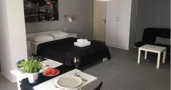 Anadolu yakasındaki ikinci eviniz Maltepe Arkem Hotel Suite 1'de çift kişi 1 gece konaklama 139 TL'den başlayan fiyatlarla! Fırsatın geçerlilik tarihi için DETAYLAR bölümünü inceleyiniz.