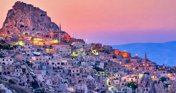 2 gün 1 gece konaklamalı 'Kapadokya - Ihlara - Hacıbektaş Turu' Malitur ile kişi başı 349 TL'den başlayan fiyatlarla! Tur kalkış tarihleri için, DETAYLAR bölümünü inceleyiniz.