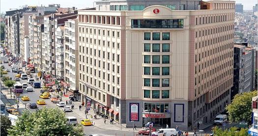 Ramada Plaza İstanbul City Center'da çift kişilik 1 gece konaklama seçenekleri 179 TL'den başlayan fiyatlarla! Fırsatın geçerlilik tarihi için DETAYLAR bölümünü inceleyiniz.