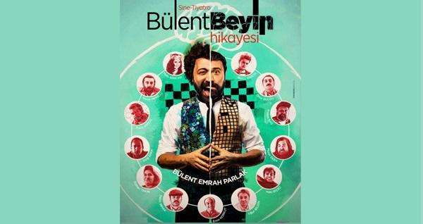 """BKM'nin ünlü oyuncusu Bülent Parlak'dan """"Bülent Beyin Hikayesi"""" oyununa giriş biletleri 67,50 TL yerine 40 TL! Tarih ve konum seçimi yapmak için """"Hemen Al"""" butonuna tıklayınız."""