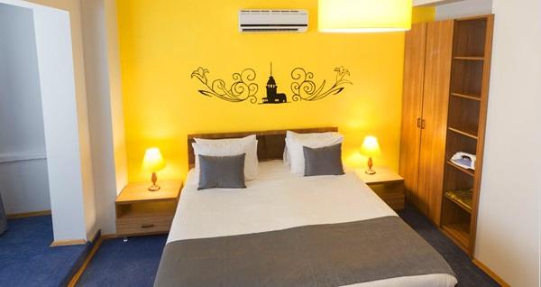 IQ Hotel Beyoğlu'nda Deluxe odalarda farklı kişi seçenekleri ile 1 gecelik konaklama 139 TL'den başlayan fiyatlarla! Fırsatın geçerlilik tarihi için DETAYLAR bölümünü inceleyiniz.