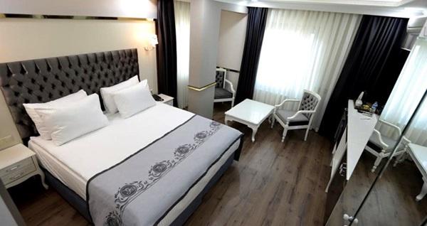 Çankaya Grand Duayen Spa & Hotel'de tek veya çift kişi kahvaltı dahil 1 gece konaklama seçenekleri 149 TL'den başlayan fiyatlarla! Fırsatın geçerlilik tarihi için DETAYLAR bölümünü inceleyiniz.