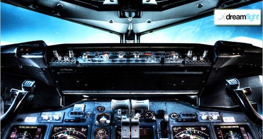 Galleria AVM DreamFlight'ta profesyonel uçak simülatöründe 30 ve 60 dakikalık uçuş deneyimi 59 TL'den başlayan fiyatlarla! Fırsatın geçerlilik tarihi için DETAYLAR bölümünü inceleyiniz. Haftanın her günü 10:00-19:00 saatleri arasında geçerlidir.