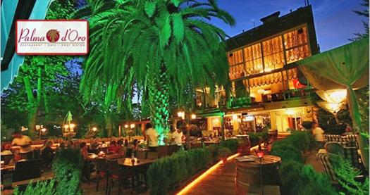 Bağdat Caddesi Palma d'Oro Teras Bar'da yerli içecek eşliğinde her Cuma 'Küba Gecesi' veya her Çarşamba '70, 80, 90' s Nostalji gecesi' 50 TL yerine 25 TL! 20.9.2016 tarihine kadar; her Çarşamba ve Cuma günü 21.00-24.00 saatleri arasında geçerlidir.