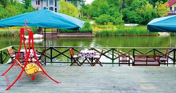 Ağva Sweet Home River Hotel'in jakuzili ve şömineli odalarında kahvaltı dahil çift kişilik 1 gece konaklama 229 TL'den başlayan fiyatlarla! Fırsatın geçerlilik tarihi için DETAYLAR bölümünü inceleyiniz.