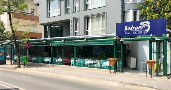 Ankara Filistin Caddesi'nde yer alan Bodrum Balıkçısı'nda enfes menüler 69,90 TL den başlayan fiyatlarla! Fırsatın geçerlilik tarihi için, DETAYLAR bölümünü inceleyiniz.