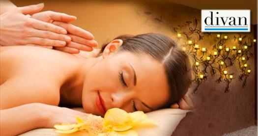 Divan Istanbul Asia Nerolie Spa & Fitness Merkezi'nde 50 dakika Bali, aromaterapi ve İsveç masajı 190 TL yerine 99 TL! Fırsatın geçerlilik tarihi için DETAYLAR bölümünü inceleyiniz. ÖZEL GÜNLER HARİÇ HAFTANIN HER GÜNÜ; 14.30-21.30 saatleri arasında geçerlidir. SPA alanı; sauna, buhar odası ve jakuziden oluşmaktadır.