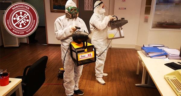 Nano Hijyen Güvencesi ile tam dezenfeksiyon 219 TL'den başlayan fiyatlarla! Fırsatın geçerlilik tarihi için DETAYLAR bölümünü inceleyiniz.
