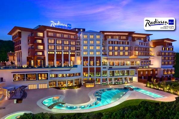 Radisson Blu Hotel & Spa İstanbul Tuzla Elysia Spa'da 50 dakika Bali masajı 129 TL'den başlayan fiyatlarla! Fırsatın geçerlilik tarihi için DETAYLAR bölümünü inceleyiniz.