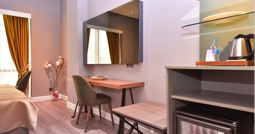 Ataşehir Ata City Otel'de çift kişilik 1 gece konaklama seçenekleri 169 TL'den başlayan fiyatlarla! Fırsatın geçerlilik tarihi için DETAYLAR bölümünü inceleyiniz.
