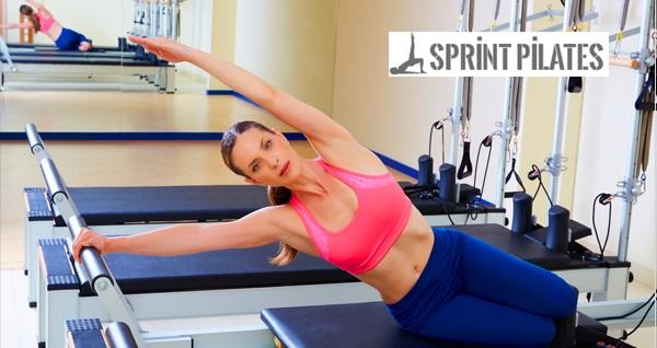 Mecidiyeköy Sprint Pilates'te birebir reformer pilates seans seçenekleri 59 TL'den başlayan fiyatlarla! Fırsatın geçerlilik tarihi için DETAYLAR bölümünü inceleyiniz.