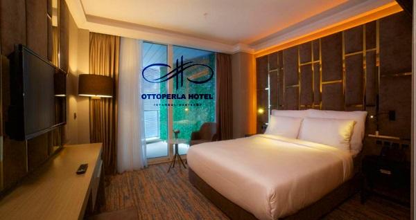 Ottoperla Hotel'de Deniz Manzaralı odalarda konaklama seçenekleri