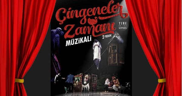 Çingeneler Zamanı Müzikali'ne biletler 79 TL yerine 47 TL! 11 Aralık 2019 | 20:30 | Ankara MEB Şura Sahnesi