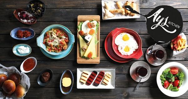 Çankaya Ays Kitchen'da serpme kahvaltı keyfi kişi başı 45 TL yerine 29,90 TL! Fırsatın geçerlilik tarihi için DETAYLAR bölümünü inceleyiniz.
