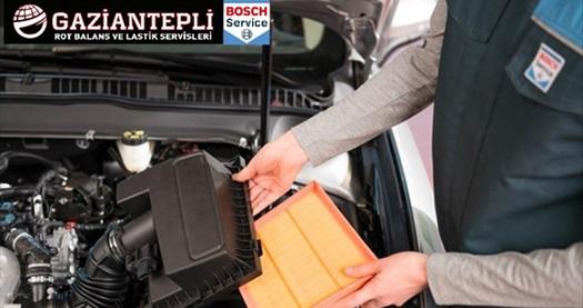 Bosch Araç Servisi Gaziantepli Lastik'te araç bakım paketleri 550 TL'den başlayan fiyatlarla! Fırsatın geçerlilik tarihi için DETAYLAR bölümünü inceleyiniz.