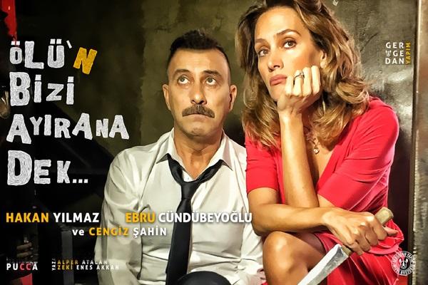 """Hakan Yılmaz ve Ebru Cündübeyoğlu'nun oynadığı """"Ölü'n Bizi Ayırana Dek"""" adlı 2 perdelik komedi oyununa biletler 40,50 TL'den başlayan fiyatlarla! Tarih ve konum seçimi yapmak için """"Hemen Al"""" butonuna tıklayınız."""