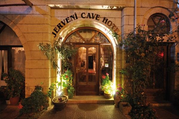 Kapadokya Jerveni Cave Hotel'de kahvaltı dahil çift kişilik 1 gece konaklama keyfi 149 TL'den başlayan fiyatlarla! Fırsatın geçerlilik tarihi için, DETAYLAR bölümünü inceleyiniz.