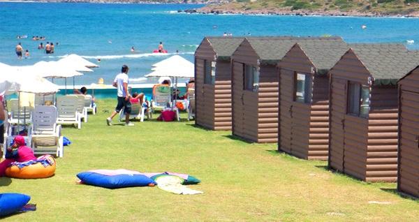 Çeşme Günizi Beach'te plaj girişi ve Günizi menü 39 TL'den başlayan fiyatlarla! Fırsatın geçerlilik tarihi için DETAYLAR bölümünü inceleyiniz.