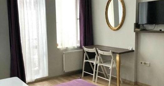 Galata No. 12 Apart Otel'de çift kişilik 1 gece konaklama seçenekleri Fırsatın geçerlilik tarihi için DETAYLAR bölümünü inceleyiniz.