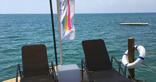 Antalya L'arena Beach'te 2 kişilik plaj girişi ve kahvaltı tabağı seçenekleri 49,90 TL'den başlayan fiyatlarla! Fırsatın geçerlilik tarihi için DETAYLAR bölümünü inceleyiniz.