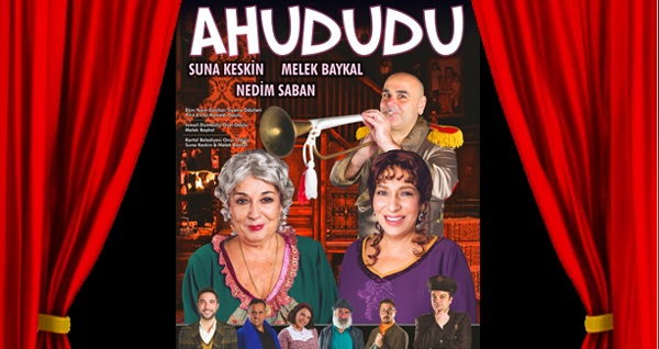 """Dünyanın en çok oynanan komedilerinden biri olarak tiyatro tarihine geçen """"Ahududu"""" oyununa biletler 84 TL yerine 58 TL! Tarih ve konum seçimi yapmak için """"Hemen Al"""" butonuna tıklayınız."""