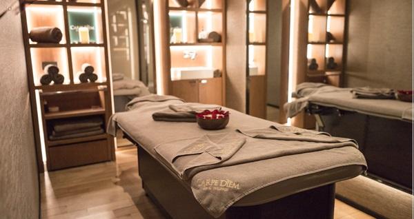 City's AVM Carpediem Spa & Wellness'da 50 dakikalık Klasik İsveç veya anti stress masajı 260 TL yerine 149 TL! Fırsatın geçerlilik tarihi için DETAYLAR bölümünü inceleyiniz.