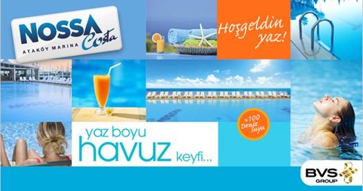 Ataköy Marina Nossa Costa'nın 360 derece İstanbul ve deniz manzarasında havuz deneyimi 59,90 TL'den başlayan fiyatlarla! Fırsatın geçerlilik tarihi için DETAYLAR bölümünü inceleyiniz.