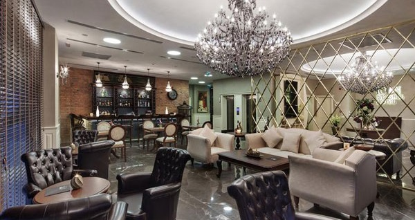 Şişli Icon Istanbul Hotel'de kahvaltı dahil çift kişilik 1 gece konaklama ve spa keyfi 249 TL'den başlayan fiyatlarla! Fırsatın geçerlilik tarihi için, DETAYLAR bölümünü inceleyiniz.