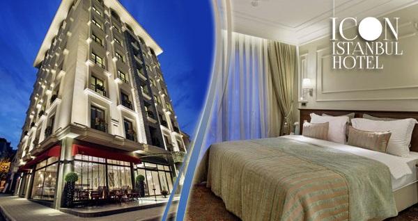 Şişli Icon Istanbul Hotel'de kahvaltı dahil çift kişilik 1 gece konaklama ve 30 dakika masaj uygulaması 199 TL'den başlayan fiyatlarla! Fırsatın geçerlilik tarihi için, DETAYLAR bölümünü inceleyiniz.
