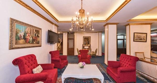 Valide Hotel Şişli'de kahvaltı dahil çift kişilik 1 gece konaklama 280 TL yerine 189 TL! Fırsatın geçerlilik tarihi için, DETAYLAR bölümünü inceleyiniz.