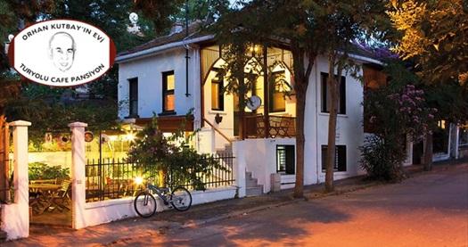 Büyükada Orhan Kutbay'ın Evi Tur Yolu Cafe Pansiyon'da çift kişilik 1 gece konaklama seçenekleri 200 TL'den başlayan fiyatlarla! Fırsatın geçerlilik tarihi için DETAYLAR bölümünü inceleyiniz.