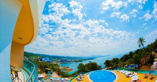 Antalya Water Planet Hotel&Aquapark'ta 4 gün 3 gece ULTRA HER ŞEY DAHİL konaklama ve ulaşım seçenekleri ile HBF 2016 Gençlik Festivali 329 TL'den başlayan fiyatlarla! 28-31 Mayıs 2016 tarihleri arasında gerçekleşecek festival etkinliği için geçerlidir.