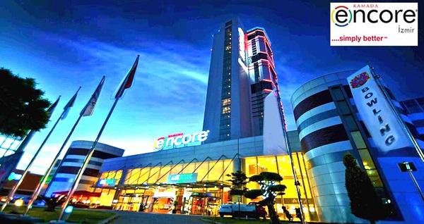 Ramada Encore İzmir'de tek veya çift kişilik 1 gece konaklama seçenekleri 239 TL'den başlayan fiyatlarla! Fırsatın geçerlilik tarihi için DETAYLAR bölümünü inceleyiniz.