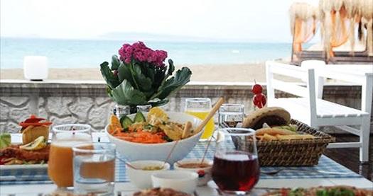 Denize nazır Urla Aren Beach'te çeşitli lezzetler eşliğinde tek kişilik açık büfe kahvaltı keyfi 19,90 TL! Fırsatın geçerlilik tarihi için, DETAYLAR bölümünü inceleyiniz.