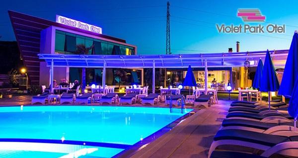 Şile Violet Park Hotel'de kahvaltı dahil çift kişilik 1 gece konaklama 289 TL'den başlayan fiyatlarla! Fırsatın geçerlilik tarihi için DETAYLAR bölümünü inceleyiniz.