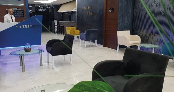 Alican 2 Hotel İzmir'de çift kişilik 1 gece konaklama 149 TL! Fırsatın geçerlilik tarihi için DETAYLAR bölümünü inceleyiniz.