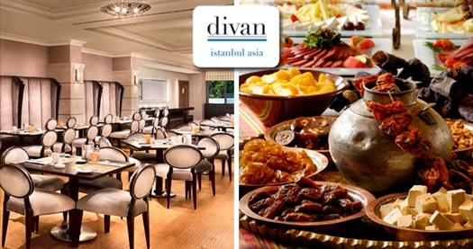 Divan istanbul asia brasserie restaurant 39 ta 1 ve 4 ki ilik for Divan istanbul asia