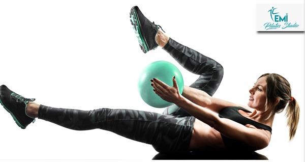 Emi Pilates Studio'da reformer pilates seçenekleri 29 TL'den başlayan fiyatlarla! Fırsatın geçerlilik tarihi için DETAYLAR bölümünü inceleyiniz.
