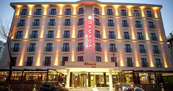 Ramada Encore Istanbul Airport Hotel'de çift kişilik 1 gece konaklama 219 TL'den başlayan fiyatlarla! Fırsatın geçerlilik tarihi için, DETAYLAR bölümünü inceleyiniz.