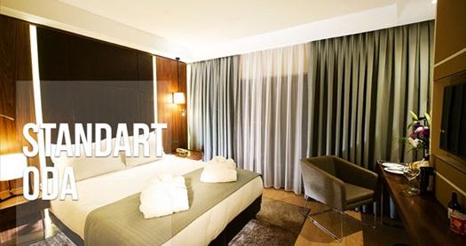 Ramada Encore Istanbul Airport Hotel'de çift kişilik 1 gece konaklama 249 TL! Fırsatın geçerlilik tarihi için, DETAYLAR bölümünü inceleyiniz.